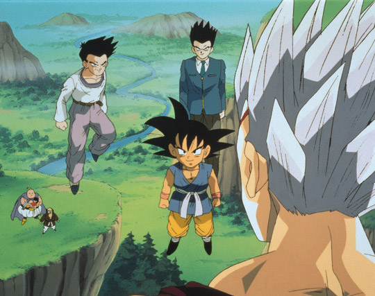 Dragon Ball GT | Baby Saga